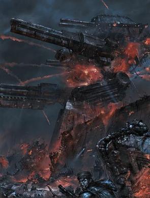 Warhammer 40k – Titan BLAST!