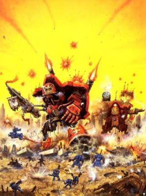 Warhammer 40k Titans