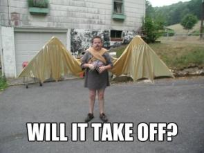 batboy – Will it take off?