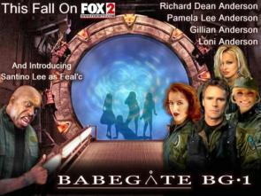 Babegate – SG1