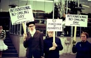 International No Smiling Day