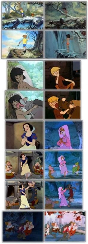 Disney Plagiarism
