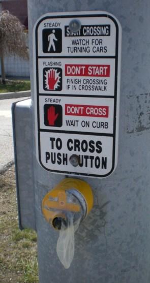Condom Crosswalk