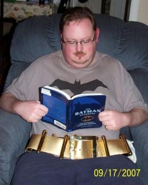 Reading the Batman handbook