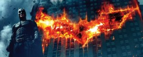 Batman – The Dark Knight – Burnt Building Logo