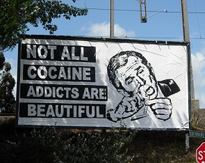 not all cocaine addicts are beautiful