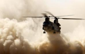 Chinook Helicoptor