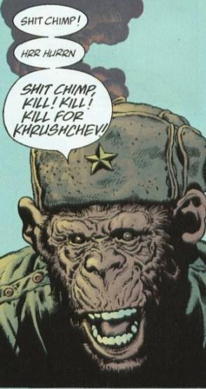 Khrushchev Monkey Solider