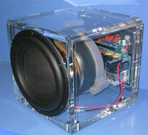 Clear Speakers