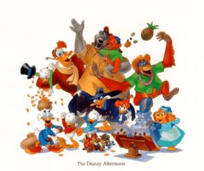 Disney Afternoon Cartoons