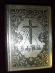 Stainless Steel Holy Bible