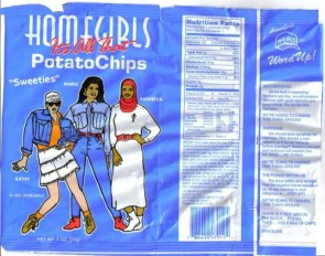 Homegirls Potato Chips – It's all that