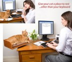 Cat Desk Cradle