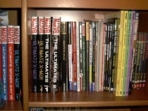Tiki's Bookshelf