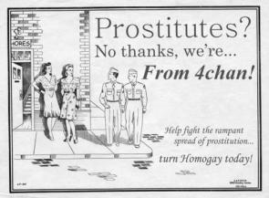 Prostitutes?  no thanks!