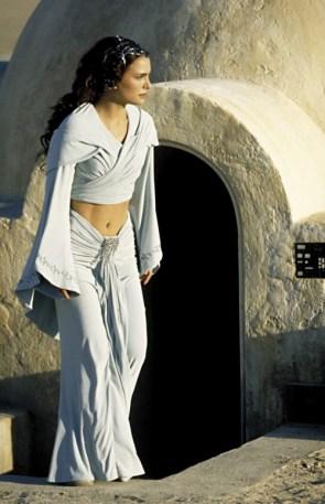 Natalie Portaman – Abs of Star Wars