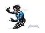 Nightwing – Snowblind