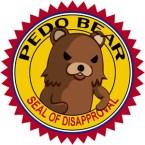 Pedobear – Seal of Disapproval