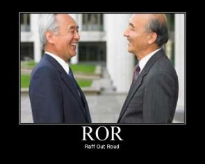 RoR – Raff Out Roud