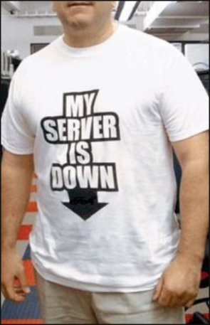 My Server is Down