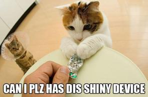 can i plz has dis shiny device