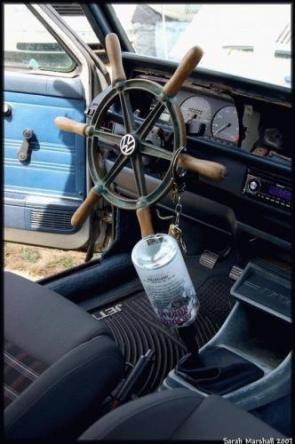 Awesome Steering Wheel and Gear Shifter