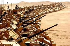 Desert Tank Line