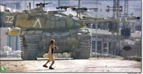 Tank Vs Rock