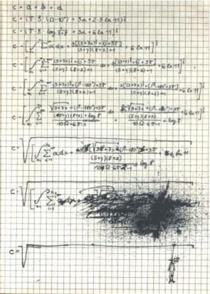 Suicidal math problem