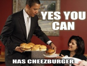 Barack Obama – Yes You Can