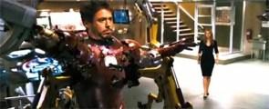 Iron Man – Captain America's Shield