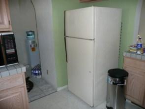 Lead Lined Refrigerator
