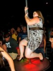 Chubby Pole Dancer