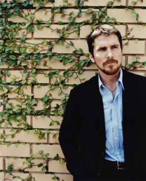 christian bale – with beard