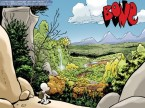 Bone – valley wallpaper