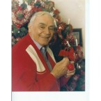 ERNEST BORGNINE – Christmas Time!