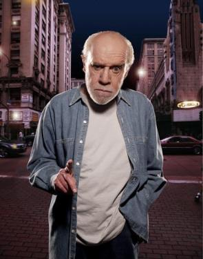 George Carlin's Crazy Eye