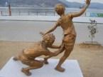 Kancho Statue