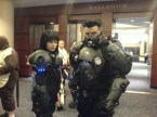 Gears of War Cosplayers