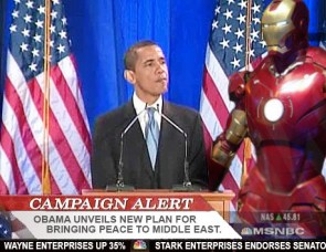 Obama Unveils New Plan for Peace In The Middle East