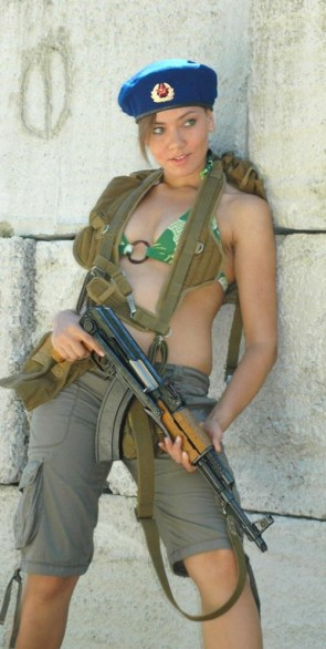 Sexy Soldier