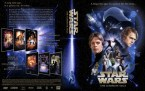 Star Wars – The Complete Saga DVD Cover