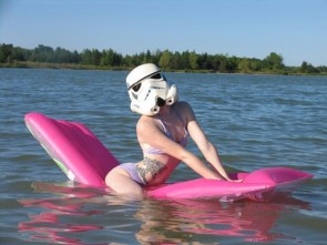 Air Raft Storm Trooper