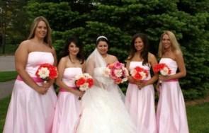 Big Bride's Maid