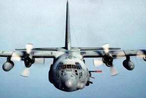 AC-130U Spooky/Spectre Gunship