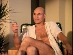 Captain Picard On Vacation