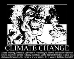 Climate Change – Global Hoax LOL