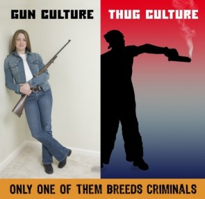Gun Culture Vs Thug Culture