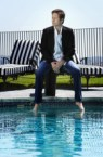 david duchovny – Poolside 1