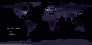 earth is big
